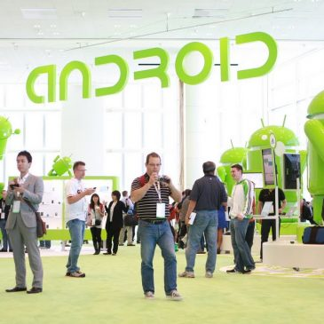 Google IO with New Apps